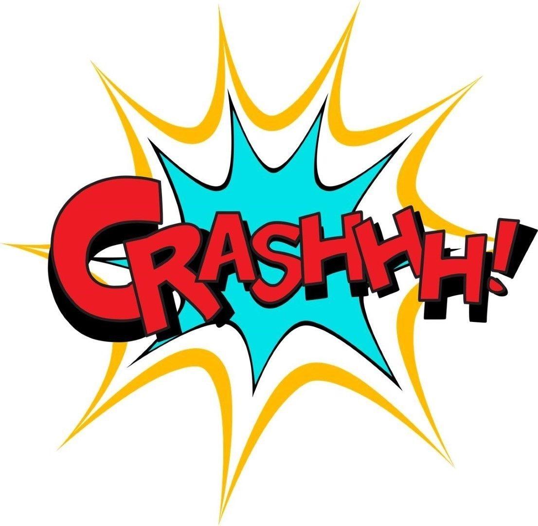Car Crash Cartoon Images