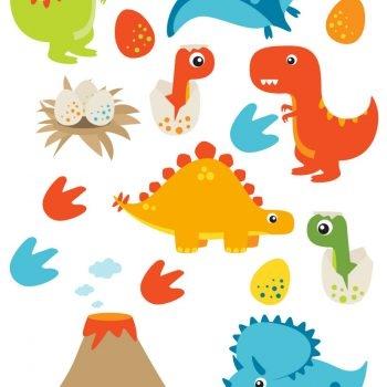 Dinosaur-T-Rex-Childrens-Nursery-Wall-Stickers-201568601202