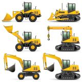 Personalised-Construction-Digger-JCB-Style-Childrens-Nursery-Wall-Stickers-191903278611-2