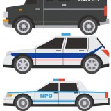 Police-Car-Vehicles-SWAT-Style-Childrens-Nursery-Wall-Stickers-201586957431-2