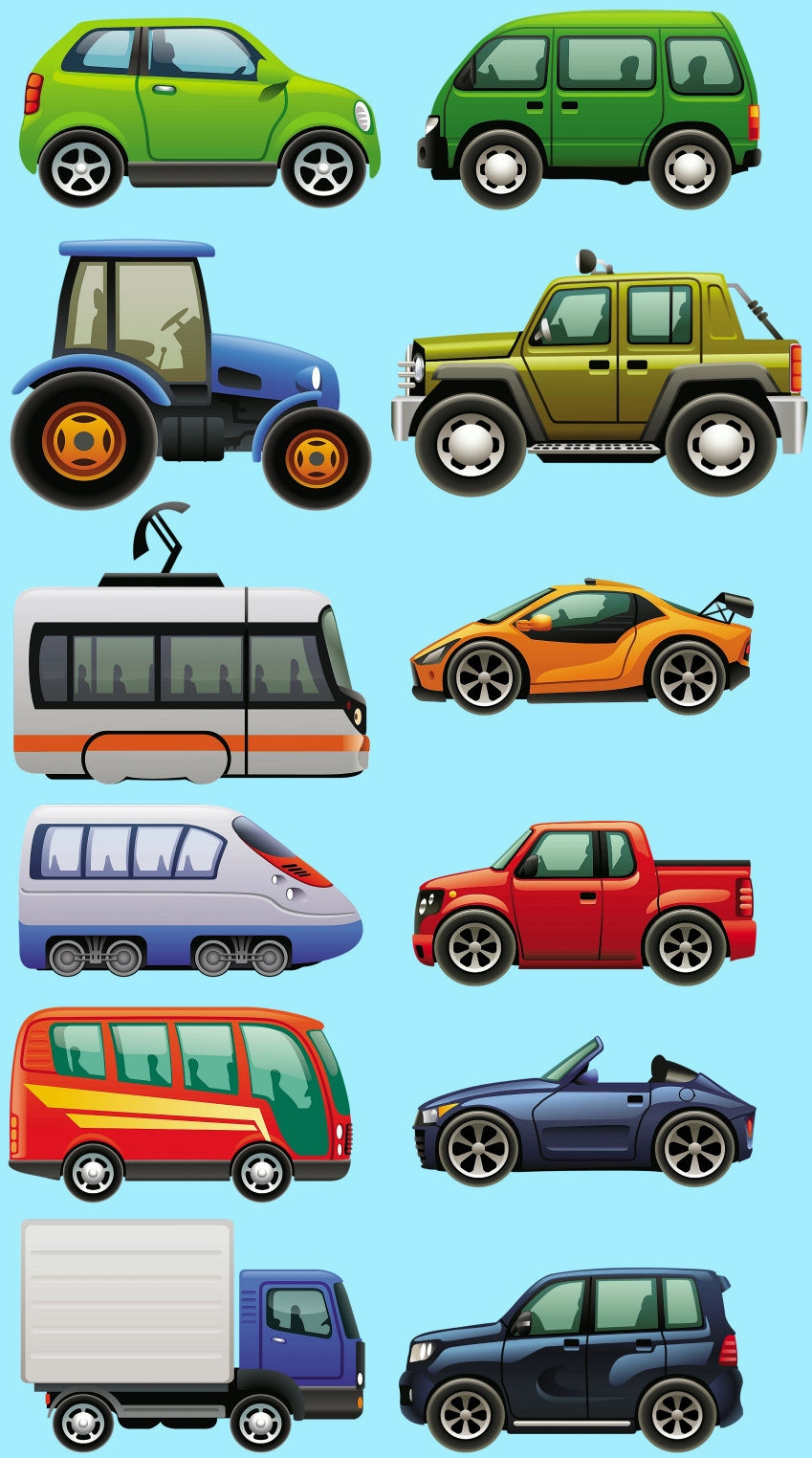 Race car wall stickers image collections home wall decoration ideas vehicles tractor racecar cars bus tram train childrens nursery vehicles tractor racecar cars bus tram train amipublicfo Gallery